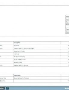 attorney billable hours template lawyer invoice billable hours attorney billable hours invoice template