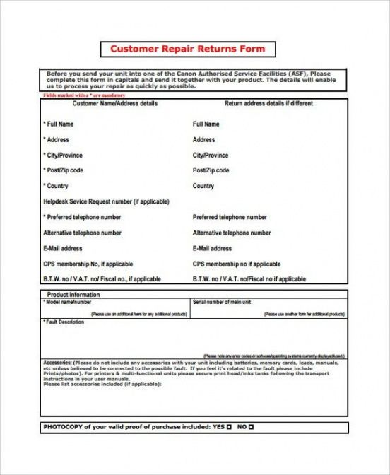 Cell Phone Repair Invoice Template - Phone invoice template