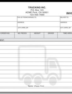 delivery service invoice template - templates : resume examples delivery service invoice template