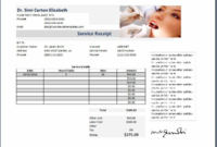 Dental Invoice Template Excel – Legacylendinggroup Dental Billing Invoice Template