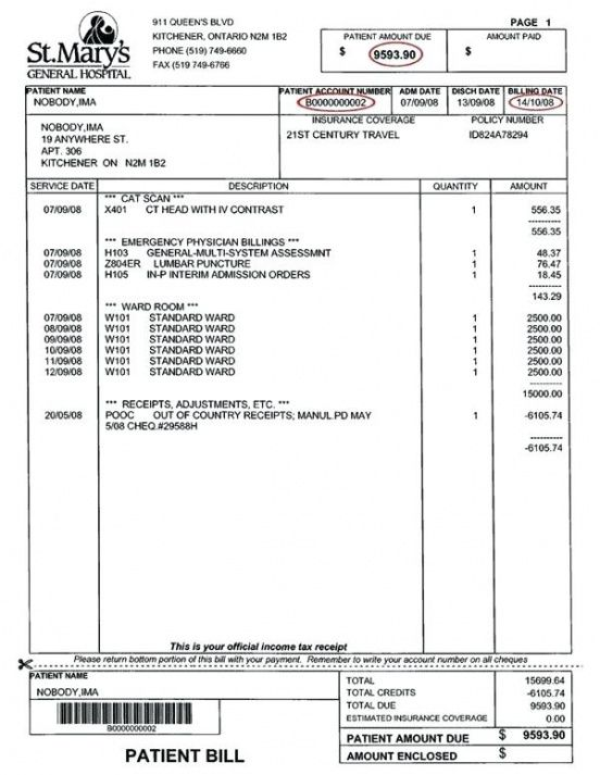 dental receipts format for invoice bill billing invoice template