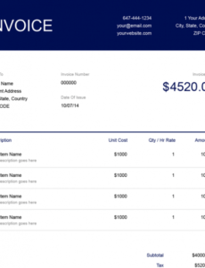 free attorney invoice template | freshbooks attorney billing invoice template