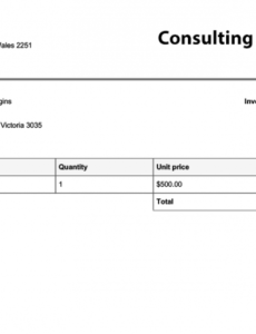 free invoice templates | online invoices sole trader invoice template