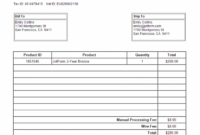 How To Upgrade And Pay By Wire Transfer   Jotform Bank Transfer Invoice Template