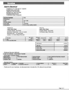 invoice place blog » resources public relations invoice template