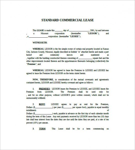 Lease Invoice Templates Free Word Excel Pdf Format Download - Lease invoice template
