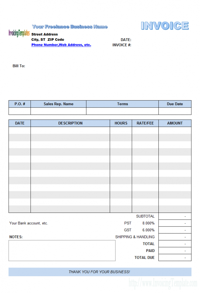 recruitment agency invoice template recruitment agency invoice template