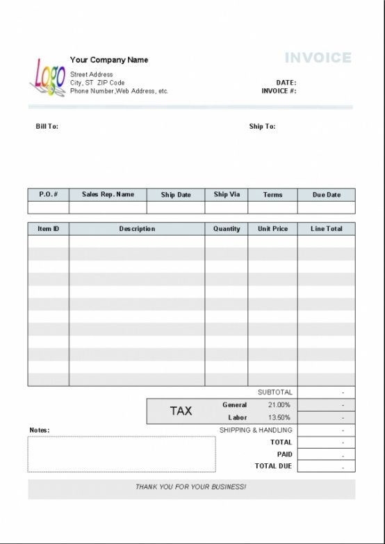 Sole Trader Invoice Template Nz Invoice Example Free Invoice Sole