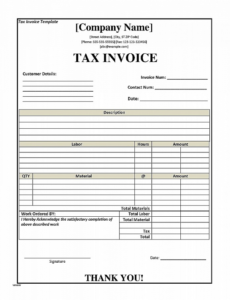 tax invoice australia template lovely tax invoice template nz free australian tax invoice template