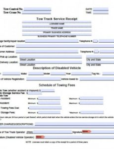 tow truck invoice template free tow service invoice template excel tow truck service invoice template