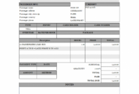 Transportation Invoice Taxi Service Invoice Template