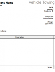 vehicle towing invoice template   free invoice templates roadside assistance invoice template