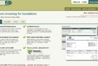 Your Translation Invoice: 9-Point Blueprint & Free Templates Translation Service Invoice Template