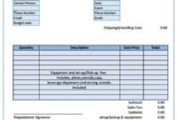 30 Best Catering Invoice Templates Images On Pinterest   Free Catering Service Invoice Template