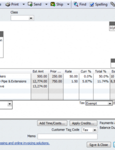 an introduction to progress invoicing | quickbooks for contractors blog progress invoice template