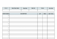 Architect Invoicing Sample Architect Invoice Template