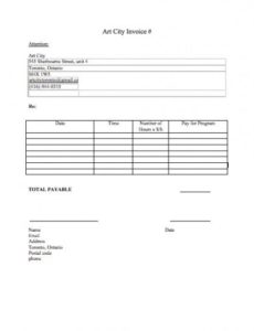art invoice - incep.imagine-ex.co artists invoice template