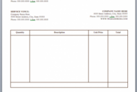 Artist Invoice Template | Free Invoice Templates Artists Invoice Template