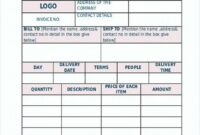 Blank Service Invoice , Catering Invoice Template , Catering Invoice Catering Service Invoice Template