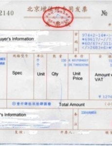 china performance group what taxes are a chinese factory paying? china commercial invoice template