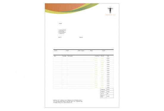 massage invoice template massage chiropractic office print template chiropractic invoice template