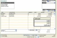 Quickbooks For Contractors: Progress Invoicing | Allbusiness Progress Invoice Template