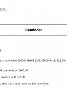sample letter for payment collection invoice reminder unpaid invoice reminder for unpaid invoice template