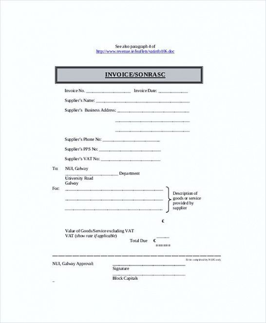 self employed billing invoice templates work invoice template self