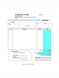 self employed invoice template - 11+ free word, excel, pdf documents self employed invoice template uk
