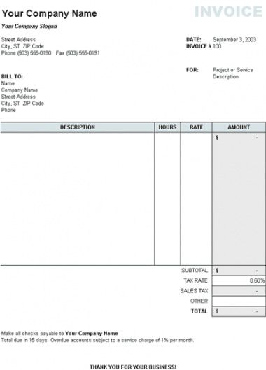 self employed invoice template free download self employed invoice self calculating invoice template