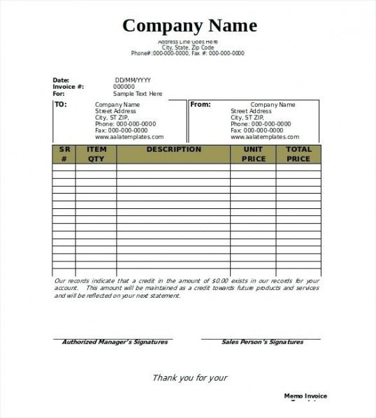 supplier invoice template business invoice sample supplier invoice