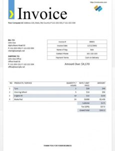 supplier invoice template format of an invoice free invoice supplier supplier invoice template