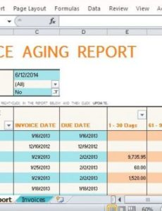 track accounts receivable with invoice aging report template for excel accounts payable invoice template