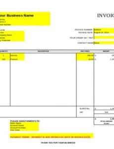 8+ carpenter invoice templates - free sample, example format joinery invoice template