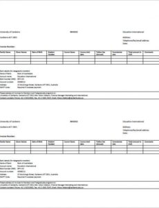 education invoice template – 8+ free sample, example, format university invoice template