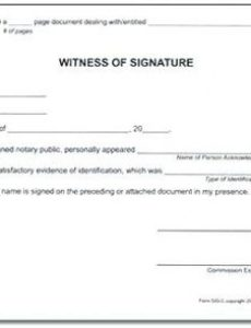 notary signature format block template notarized sample line 5 6 notary signature block template