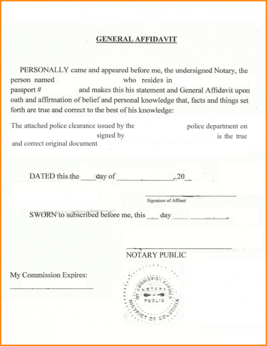 Pin By Maria Sekar On Notary Docs Pinterest Letter Sample Notary