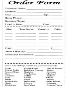 wedding cake order form | catering business | pinterest | cake order wedding cake invoice template