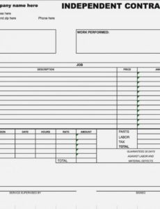 editable 15 new thoughts about | realty executives mi : invoice and resume contract employee invoice template  blank