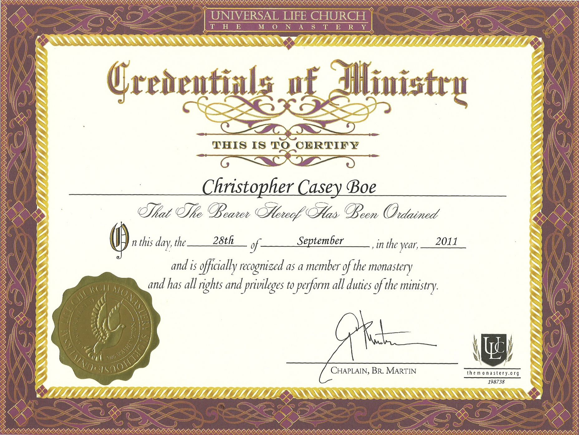 editable 24 images of printable ministry certificate template for word pastor license certificate template  blank