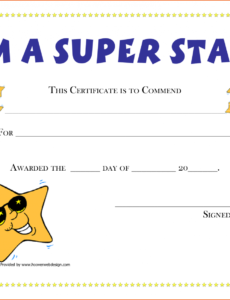 editable free printable award certificates | new calendar template site | g star student certificate template doc