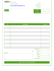editable recruitment agency invoice template staffing invoice template word blank