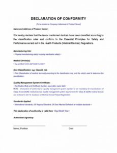 free 40 free certificate of conformance templates & forms ᐅ template lab certificate of conformity template