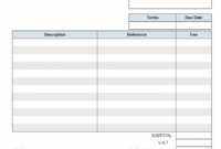 Free Engineering Service Billing Sample Software Contractor Invoice Template Example