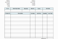 Free Example Of Dj Invoice Sample Design | Letsgonepal Dj Invoice Template