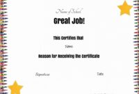 Free Free School Certificates & Awards High School Honor Roll Certificate Template Example Blank