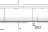 Free Independent Contractor Invoice Sample – Sazak.mouldings.co Software Contractor Invoice Template Example Blank