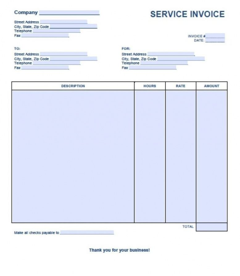 printable invoice: free towing service invoice template word excel can issue personal service invoice template