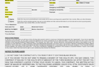 Printable What You Know About Form | Realty Executives Mi : Invoice And Resume Gym Membership Invoice Template Sample Blank