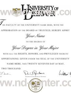 quality fake diploma samples college diploma certificate template example
